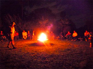 Different kinds of campfire stories